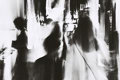 The Ghost Sonata (Eleni Maitou) Tags: nikon nightshot monochrome nocolor bnw streetphotography