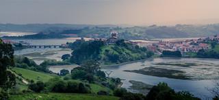 Foz Estuary, Galicia