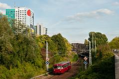 16-9-2018 - Berlin (Storkower Strasse) (berlinger) Tags: berlin deutschland storkowerstrase dmu schienenbus vt95 br798 eisenbahn railways railroad train berlinmachtdampf berlinereisenbahnfreunde