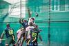 DSC_9123 (gidirons) Tags: lagos nigeria american football nfl flag ebony black sports fitness lifestyle gidirons gridiron lekki turf arena naija sticky touchdown interception reception