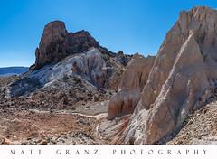 Strange Lands (Matt Granz Photography) Tags: bigbend texas landscape desert volcanic bluesky mars nature rocks unusual strange mattgranzphotography nikon hoodoos nikond750 nikon2470mm mountain sky rock