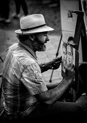 IMG_5871 (radomirmor) Tags: people hat monochrome bw mbpictures 6d canon