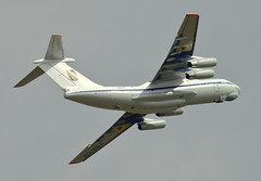 Ilyushin Il-76MD 78820 (Fleet flyer) Tags: ilyushin il76md 78820 ilyushinil76md78820 ilyushinil76md transport airlift ukrainianairforce povitrianisylyukrayiny повітрянісилиукраїни royalinternationalairtattoo riat gloucestershire raffairford