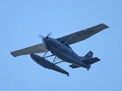 Cessna U206 C-FVDG (Jacques Trempe 3,38M hits - Merci-Thanks) Tags: avion airplane cessna stefoy quebec canada vol flight cile sky