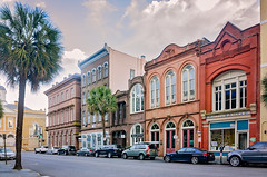 Joseph P. Riley & Associates insurance agency in Charleston South Carolina (CarmenSisson) Tags: charleston southcarolina south southeasternus usa unitedstates us america lowcountry travel architecture urban buildings downtown stores shops josephpriley rileyassociates arthurjgallagherco insurance insuranceagency insurancecarrier acquisitions business historic broadstreet street road boulevard avenue town city