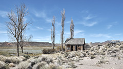 Cloverdale Ranch (joeqc) Tags: nevada nv nye county canon t3i efs1855f3556isii ranch cloverdale abandoned forgotten