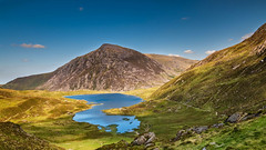 Llyn Idwal (Mark Palombella Hart) Tags: nature river water mountain scenery landscape waterfall ogwenfalls rocks whitewater photography photographer photooftheday potd photo snowdonia trees wales