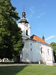 2016-05-20 Church in Hředle (beranekp) Tags: czech hředle kostel kirche church old alt history