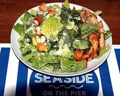 Caesar Salad & Grilled Chicken (Prayitno / Thank you for (12 millions +) view) Tags: konomark seaside cafe restaurant food outlet vendor caesar salad vegetables grilled bbq chicken sm santa monica la los angeles ca california