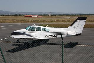 F-BRAK Beech 95-B55