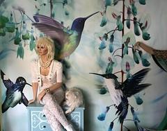 Rootstein Mannequin (capricornus61) Tags: rootstein dsiplay mannequin shop window doll dummy dummies figur puppe schaufenster art home athome indoor face body frau female feminine weiblich hobby collecting