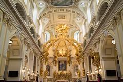 The Cathedral-Basilica of Notre-Dame de Québec (SONICGREGU) Tags: altar quebeccity quebec fullframe nikond610 nikon cathedral basilica church notredamedequébec cathedralbasilicaofnotredamedequébec