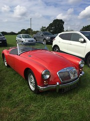 "MG A. Beaulieu, Hampshire. September 2018 (stuartjames5) Tags: ""mg a"" mga"