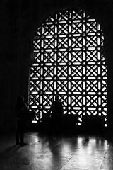 COTI022017_53R-BYN_FLK (Valentin Andres) Tags: andalucía bw blackwhite blancoynegro byn cathedral cordoba córdoba españa mosque spain white black blackandwhite catedral celosía lattice mezquita