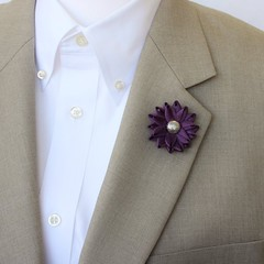 Mens lapel flowers in custom colors. https://t.co/PE12aFaIxH #Christmas #gifts #etsy #handmade #shopping #online #men #wedding https://t.co/yDZv6iHDCX (petalperceptions.etsy.com) Tags: etsy gift shop fashion jewelry cute