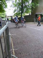 Dylan Hughes (Spokes Racing Team) & Will Tidball (PH-MAS/Paul Milnes Cycles) (Steelywwfc) Tags: ovo energy tour series durham dylan hughes spokes racing team will tidball phmas paul milnes cycles
