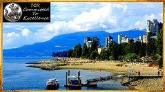 Burrard Inlet, False Creek, Vancouver, British Columbia (> Pinoy) Tags: van vancouver cityofvancouver burrardinlet false falsecreek framed ferry sea seascape seatosky sunsetbeach beauty beach islands canada canadain sony sonyfdrax53camera sonycamera sonycameragroups bluehour blues landscape landscapes mountains mountain building buildings dock docks cloud clouds sky