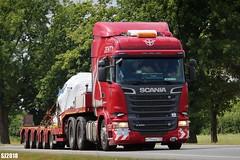Scania R500 V8 Streamline Highline (Jenty, RUS) (sebjakDT) Tags: russia transport topline jenty streamline v8 r500 scania
