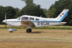 D-EIJH (QSY on-route) Tags: deijh old timer fly drive in 2018 schaffen diest ebdt 12082018