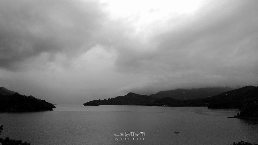 曾文水庫360度咖啡觀景樓 |雨後的台灣,很美12