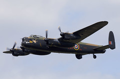 Lancaster (Bernie Condon) Tags: dunsfold wingswheels airshow surrey uk aviation aircraft flying display avro lancaster raf bomber bbmf memorialflight pa474 military warplane classic preserved vintage memorial plane ww2 royalairforce british