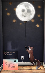 {YD} Cute Fox  Lamp ({Your Dreams}) Tags: cutelamp yourdreams fox we3rolyplay