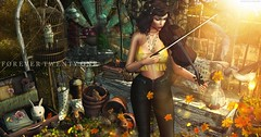 New Post: ∞Forever Twenty One∞ LOTD 615 Hello Autumn... (Forever Twenty One Owner) Tags: catwa maitreya doe misschelsea rebelgal ef jian granola madras halfdeer thearcade fameshed uber magic fashion decor photography secondlife
