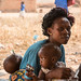 Mother and child at Bante