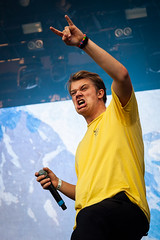 Kjartan Lauritzen @ Festningen 2018 (1) (TAKleven) Tags: canoneos5dmarkii canonef24105lisusm live band musikk music gig musikkfestival musicfestival concert konsert kjartanlauritzen rapper festningen festningen2018 trondheim norway norge trøndelag