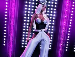 ● 1362 Lady Gaga (Mɪss Dɪᴀᴢ) Tags: spirit tableauvivant catwa astralia foxcity thearcade collabor88
