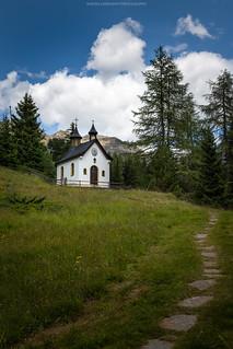 Diaser Kapelle - Österreich