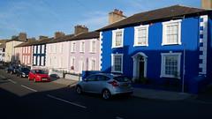 Aberaeron (Dubris) Tags: wales cymru ceredigion aberaeron seaside coast town architecture building house