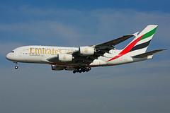 A6-EUJ (Emirates) (Steelhead 2010) Tags: emirates a380 a6reg a6euj yyz a380800