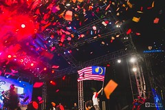 // Is time for us Make Malaysia Great Again // (tomsweisiong) Tags: photograpghy photography photo malaysia petaling jaya 2018 image images imaging outdoor outside color colour contrast countdown composition concert canon camera candid red experiment light artist man human people flickr asia asian assignment night travel yahoo beautiful beauty selangor