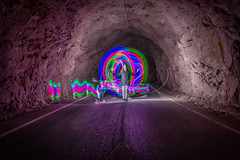 IMG_3549 (gabriel.paz) Tags: lightpainting canon longexposure night photography travel lights colors nightphotography blogger tunnel mountains route light dark black white led art exposure canonphoto photographer travelling