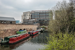Canal walk (PhredKH) Tags: 2470mm building canal canoneos5dmkiii canonphotography ef2470mmf4lisusm fredkh houseboats london photosbyphredkh phredkh regentscanal splendid trees boats outdoor reflection river scenic scenicwater sky towpath water