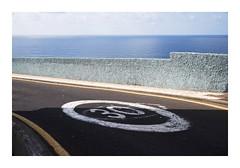 _K001654 (Jordane Prestrot) Tags: ♍ jordaneprestrot tenerife bajamar 30 océan ocean océano atlantique atlantic atlantico mur wall muro horizon horizonte route road ruta