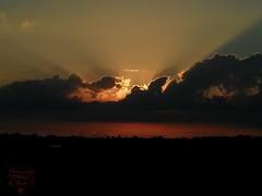 Sunset (Jurek.P) Tags: sunset zachódsłońca clouds sun masuria mazury jurekp samsungwb650