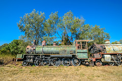 Train Graveyard II (stephenk1977) Tags: australia queensland qld train graveyard steam rail qr neglected abandoned
