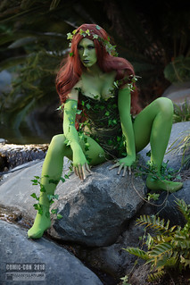 Poison Ivy Cosplay by Naomi