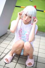 C94 - Extra Cosplay 4 - 006 (animexisbr) Tags: cosplay cosplayer comiket tokyobigsight tokyo japan animes anime animexis