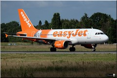 Airbus A319-111, EasyJet, G-EZBI (OlivierBo35) Tags: spotting spotter nantes nte lfrs airbus a320 easyjet