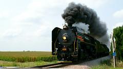 IAIS6988-8 (joerussell2) Tags: trains steam locomotive iowa interstate iais