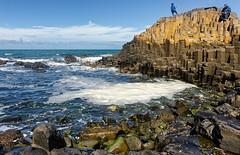 Giant's Causeway (abtabt) Tags: unitedkingdom uk northernireland sea ocean giantscauseway stone basaltcolumns worldheritage d70028300