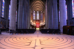 Grace Cathedral Labyrinth (martinlrosen) Tags: gracecathedral labyrinth sanfrancisco california
