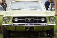 Ford Mustang 1967 (Peter H. Photographie) Tags: ford mustang voiture car ancienne old classic collection sony a580 samyang 85mm14
