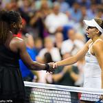 Serena Williams, Magda Linette
