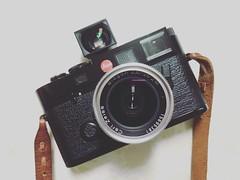 Leica M6 TTL NSH Millennium 0.85 (Jerry501) Tags: camera film gear finder 25mm zm zeiss 085 millennium nsh ttl m6 leica