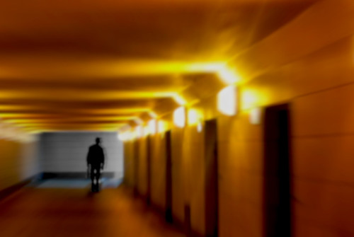 exit from gold ©  Sergei F