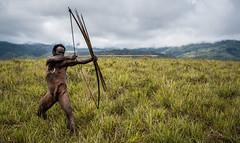 2018 Baliem Valley Festival (paulcore8118) Tags: baliem warrior hunter papua wamena